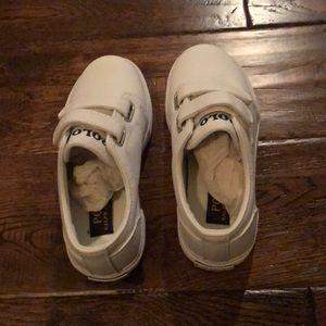 Never worn!! Polo Ralph Lauren Sneakers